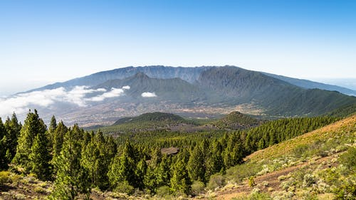 Photos gratuites de altitude, caldera, caldera de taburiente