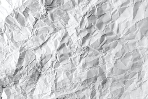 White Cramped Paper