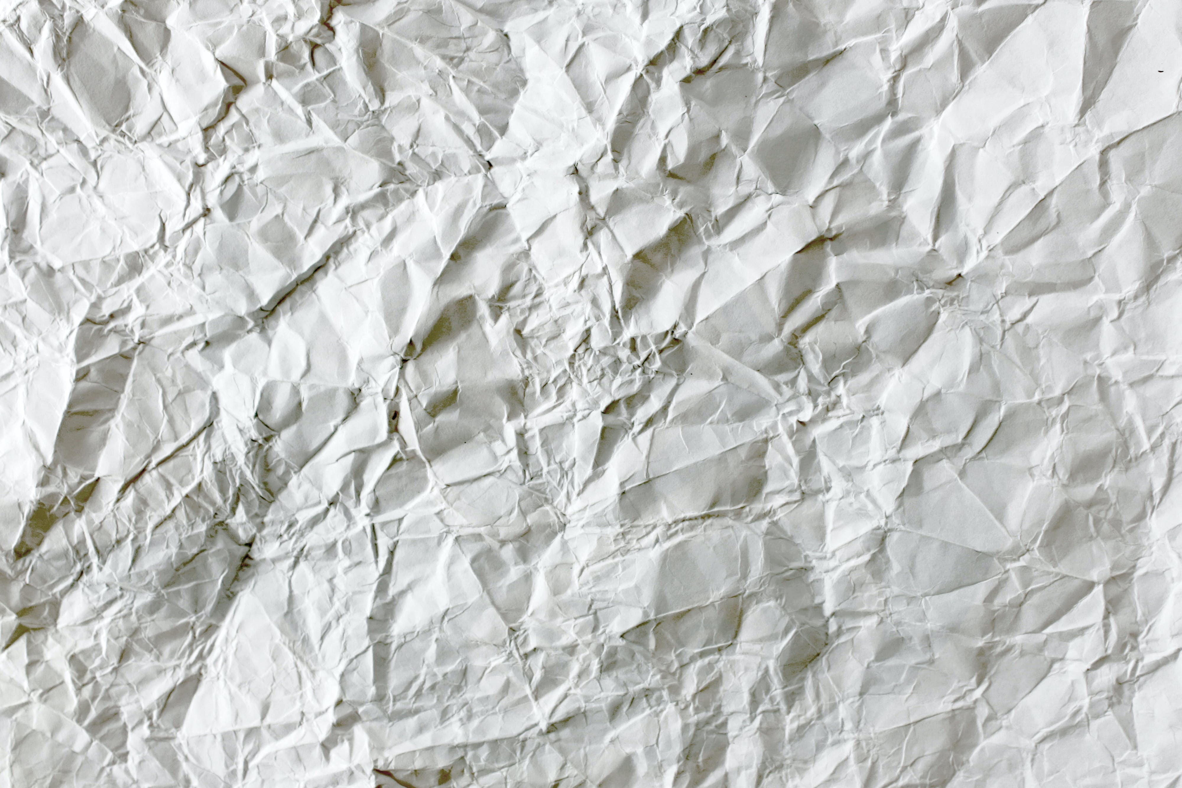 거친, 구겨진, 구겨진 종이, 비어 있는의 무료 스톡 사진