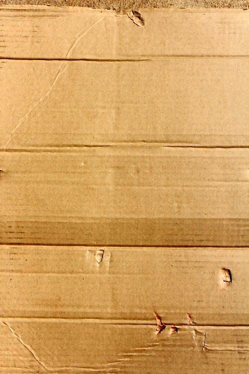 detailný záber, hnedá, kartón