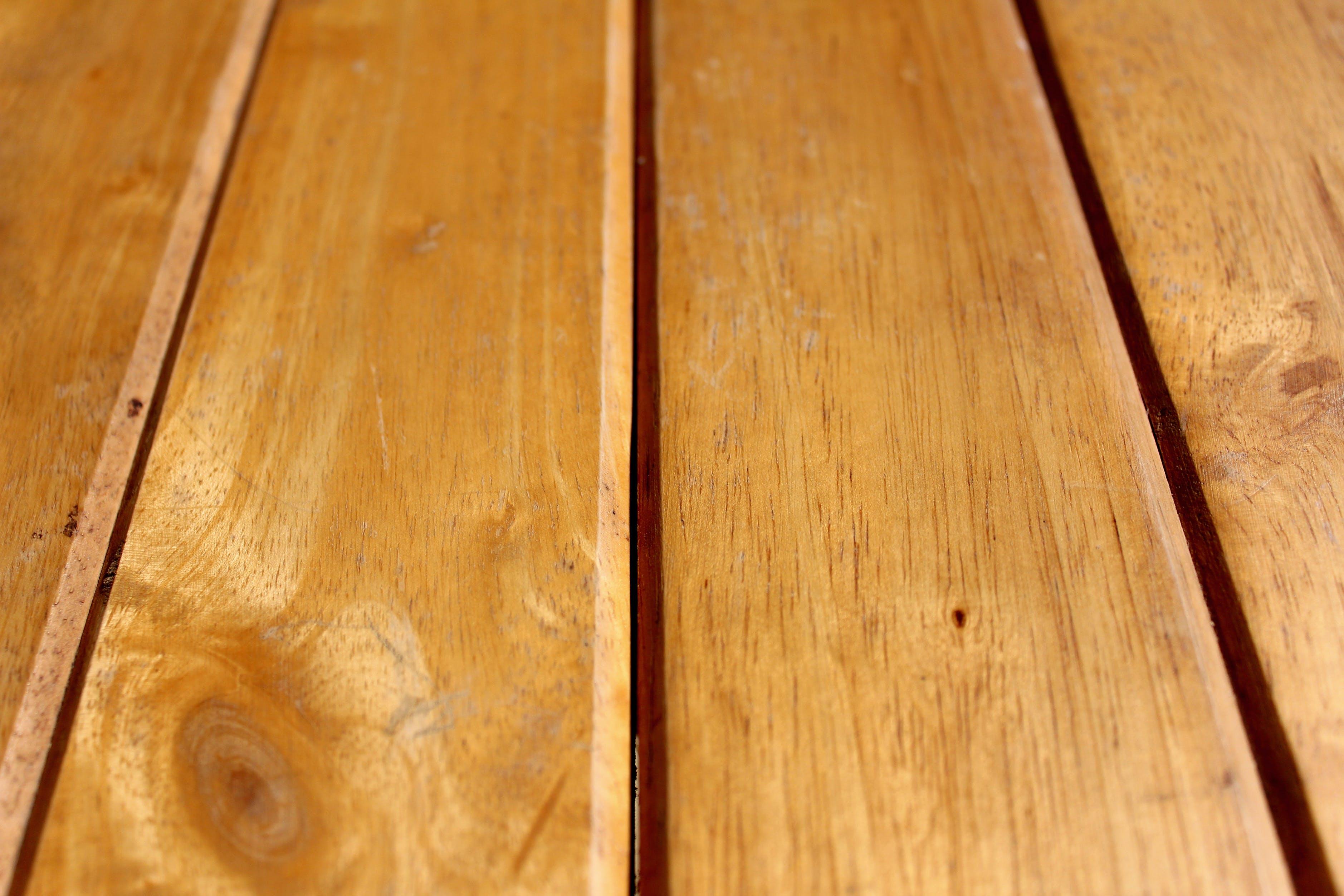 close-up, hardwood, planks