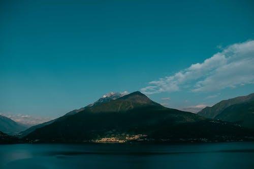 Gratis stockfoto met berg, buiten, buitenshuis, dageraad