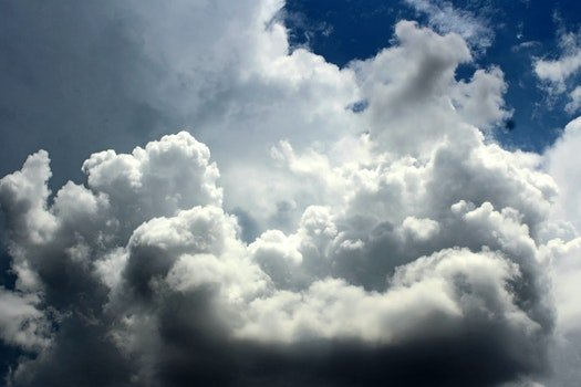 Free stock photo of nature, sky, clouds, cloudy