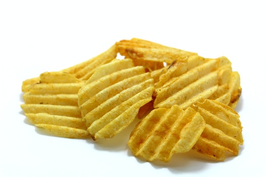 Free stock photo of food, unhealthy, chips, snack