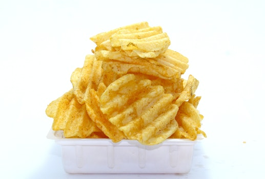 Free stock photo of food, eat, fat, chips
