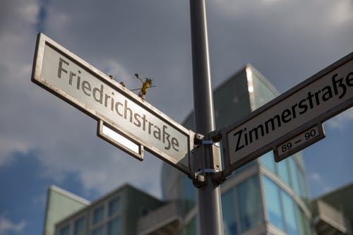 Free stock photo of avenue, background, berlin