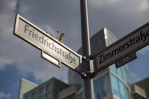 Gratis stockfoto met achtergrond, avenue, bedrijf, berlijn