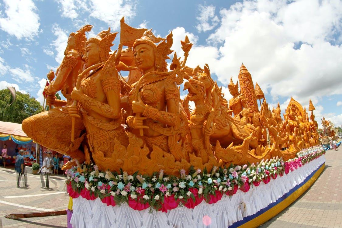 adat istiadat, agama, Agama Buddha