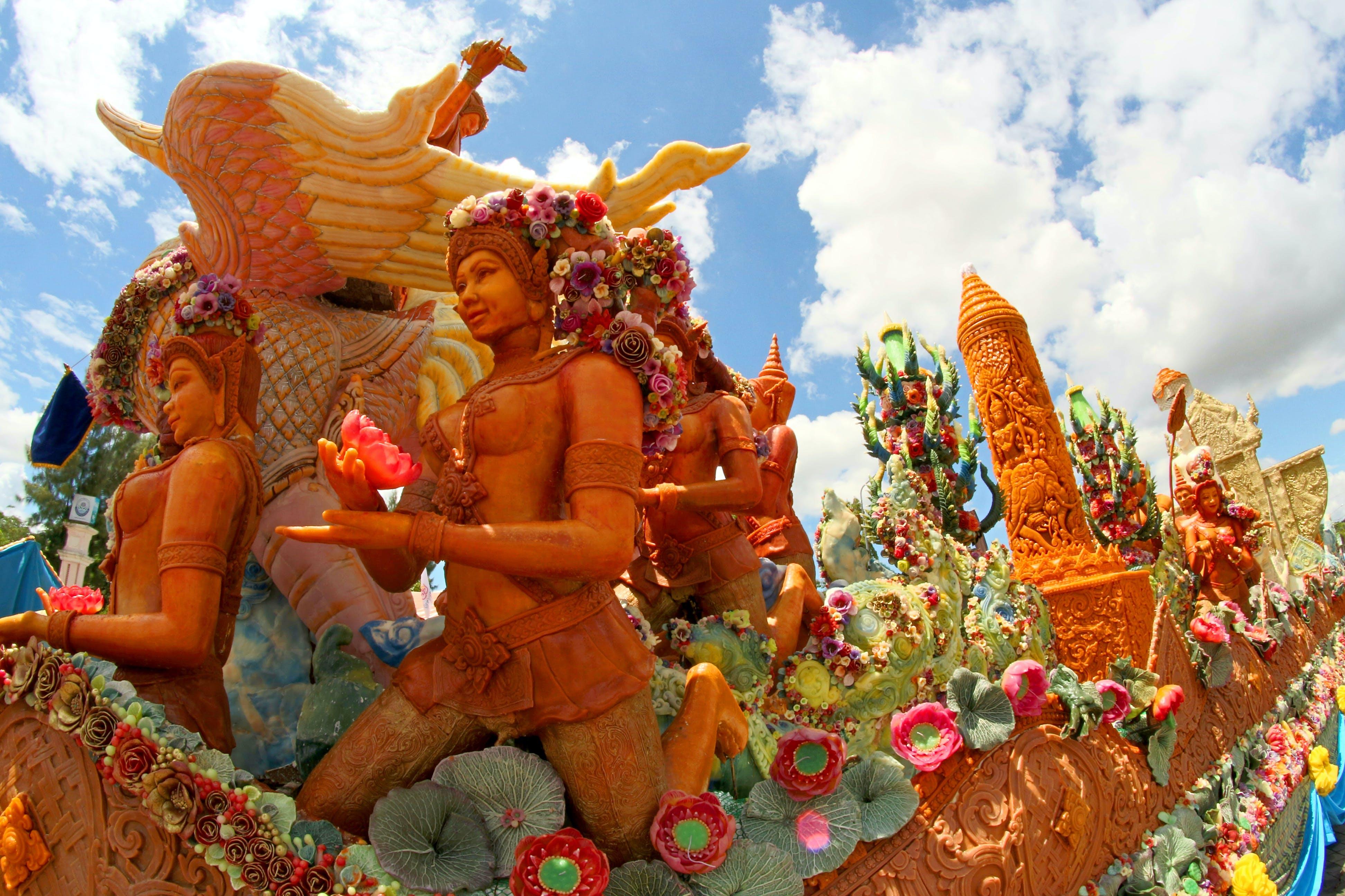 Бесплатное стоковое фото с азиатский, достопримечательность, духовный, история