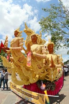 Free stock photo of art, festival, statue, sculpture