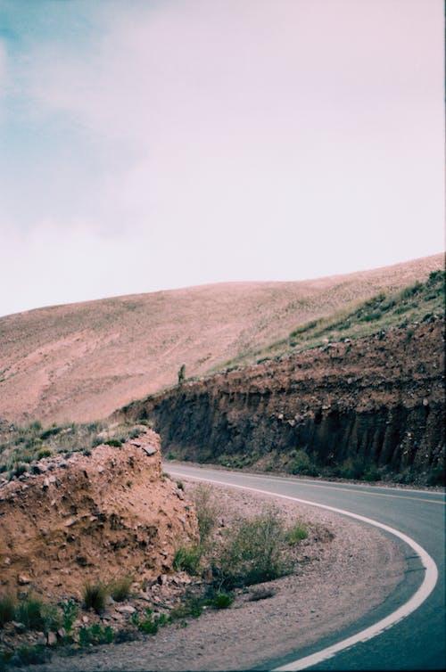 경치, 경치가 좋은, 고속도로, 도로의 무료 스톡 사진
