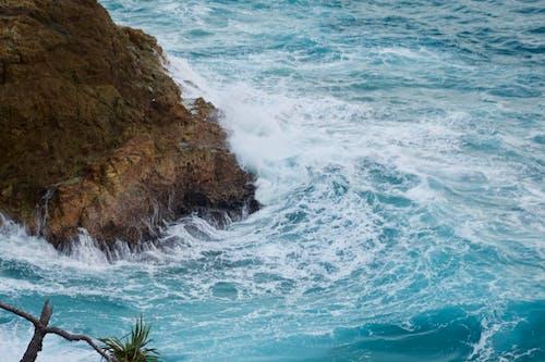 Free stock photo of crashing, ocean, waves