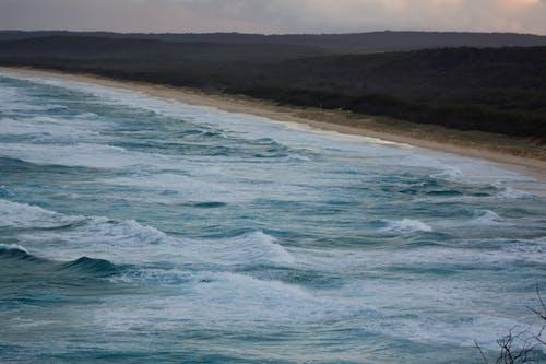Free stock photo of ocean, shoreline