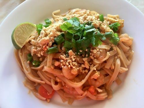 Free stock photo of pad thai