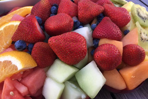 Free stock photo of food, fruit, healthy, strawberries