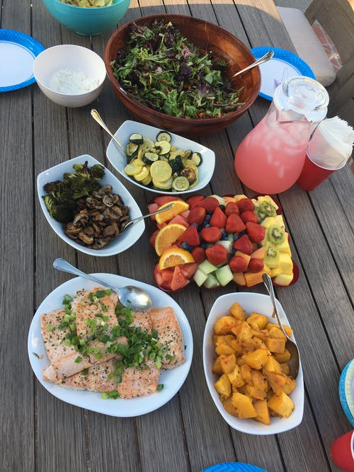 Free stock photo of picnic