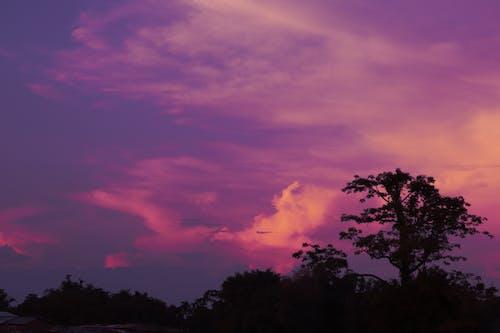 Free stock photo of artistic, beautiful sky, Beautiful sunset, beauty of nature