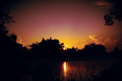 Free stock photo of beautiful sky, Beautiful sunset, outdoor, sun