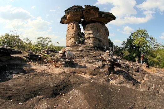 Free stock photo of landscape, sky, person, landmark
