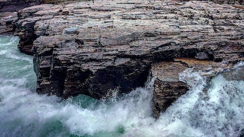 Free stock photo of nature, rapids, rocks