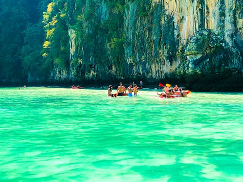 Free stock photo of Krabi, railay, sea