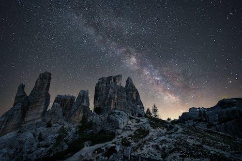 5托里, cortina d'ampezzo, montagna的 的 免費圖庫相片