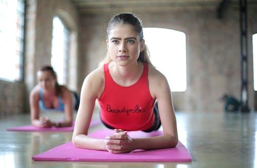Immagine gratuita di assottigliamento, atleta, attivo, donna