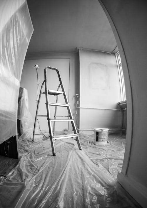 Free stock photo of by, maling, osterbro, renovering