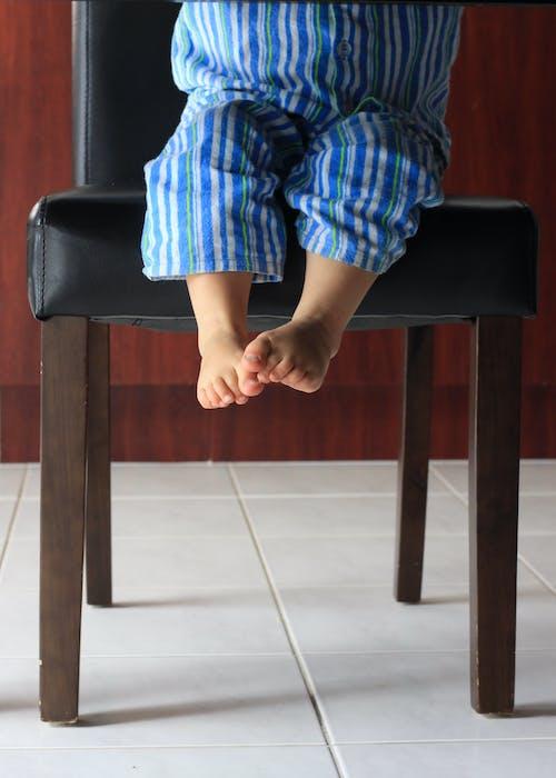 Child in Striped Pajamas