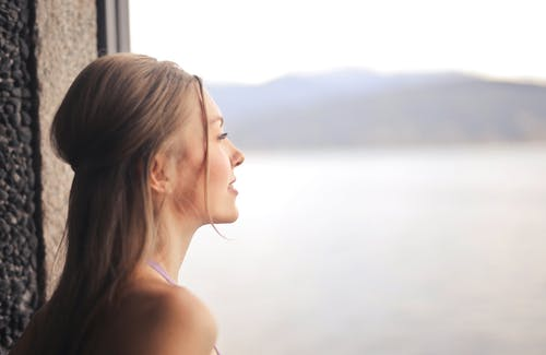 Immagine gratuita di alba, capelli, capello, donna