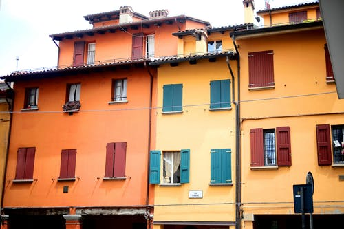 Immagine gratuita di antico, appartamento, architettura, balcone