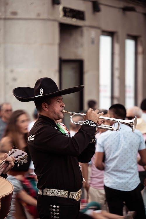 Безкоштовне стокове фото на тему «5 травня, cinco de mayo, mariachi»