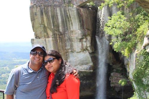 Free stock photo of waterfall background