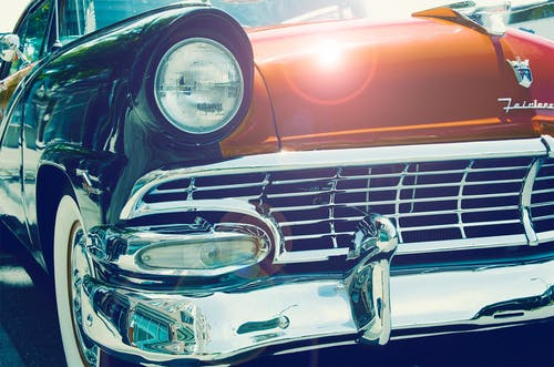 Gratis stockfoto met auto, automobiel, automotive, classic car