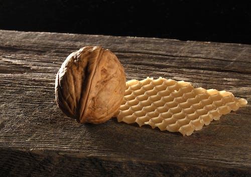 Бесплатное стоковое фото с гайка, грецкий орех, еда, соты