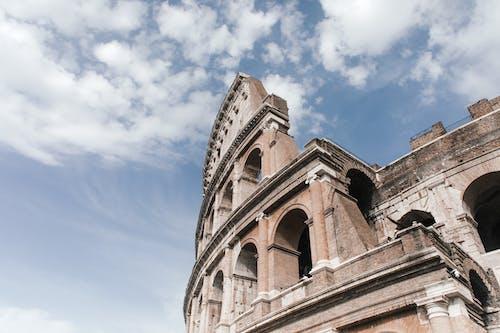 Ilmainen kuvapankkikuva tunnisteilla antiikki, arkkitehtuuri, Colosseum