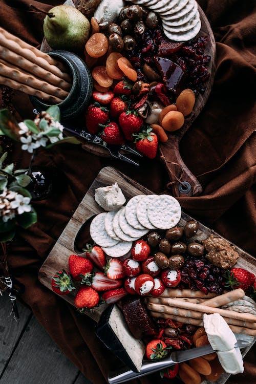 エピキュア, お菓子, さびれたの無料の写真素材
