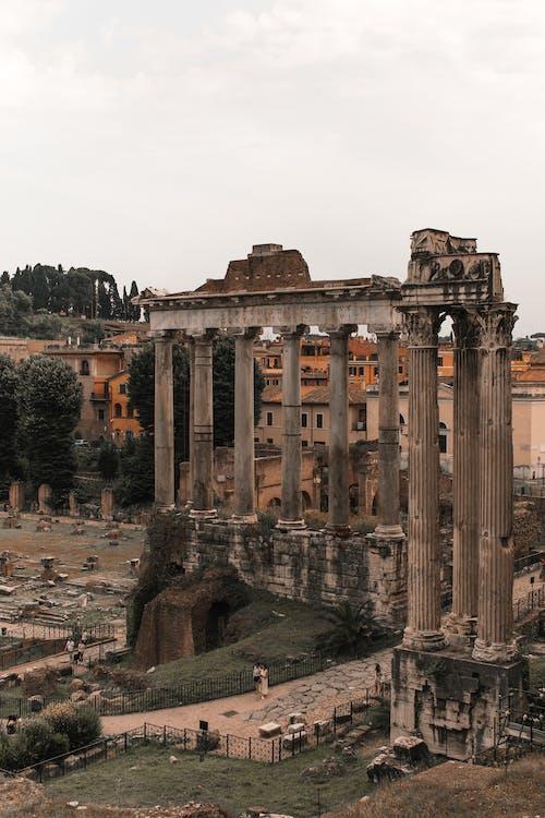 Foto stok gratis , antik, arkeologi
