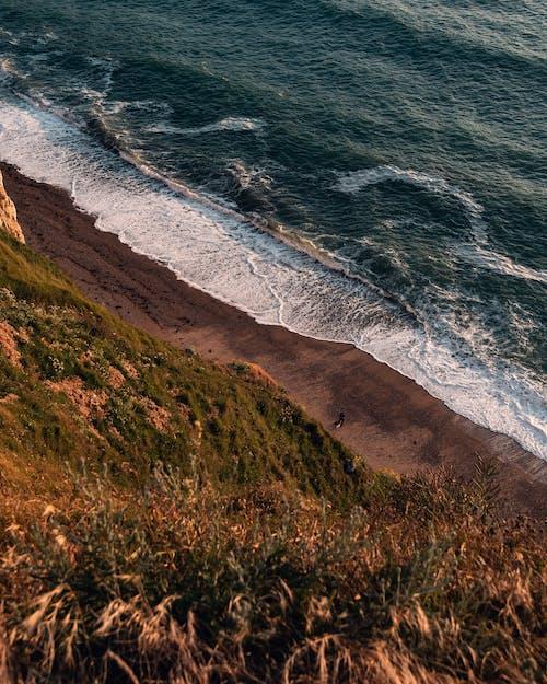 Photos gratuites de à flanc de colline, à flanc de falaise, beau ciel, bord de falaise