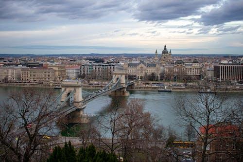 Free stock photo of architecture, bridge, Budapest, building