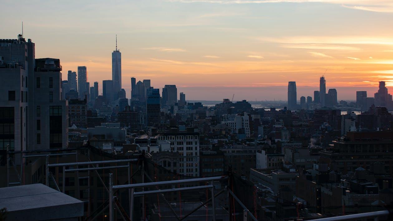 Free stock photo of cityscrapers, new, newyork