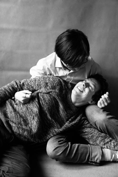Darmowe zdjęcie z galerii z dorosły, dziecko, interakcja, kobieta
