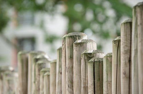 Základová fotografie zdarma na téma bariéra, barikáda, dřevěný plot, dřevo