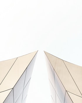 Free stock photo of abstract, architecture, design, 3d