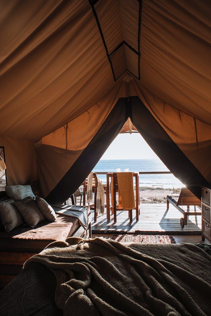 State Beach Camping in Santa Barbara
