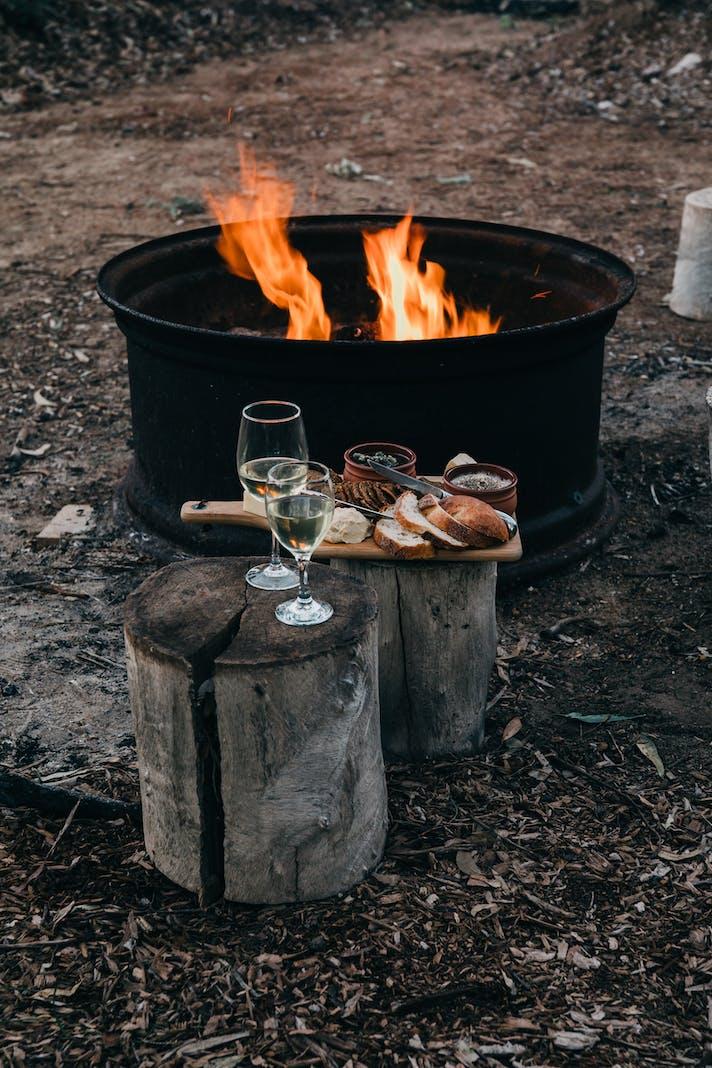 Winter Wine Tasting in Sonoma County