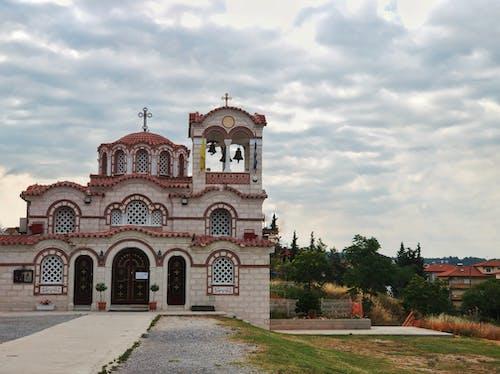 Free stock photo of church building, Greek church, orthodox