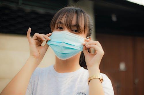 Immagine gratuita di adulto, coronavirus, covid 19, donna