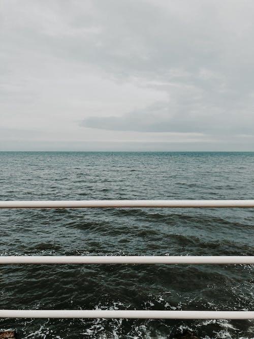 경치, 다리, 물, 바다의 무료 스톡 사진