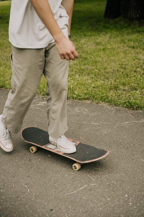 嗜好, 溜冰, 滑板 的 免費圖庫相片